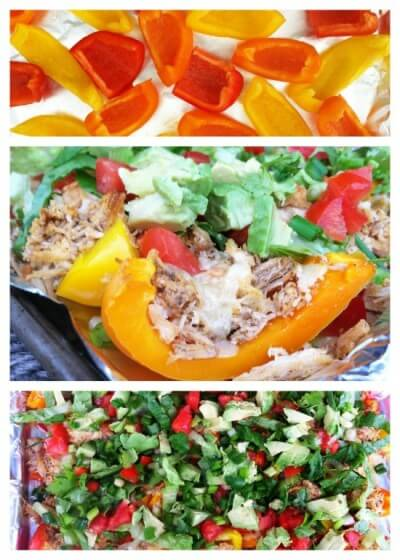 Loaded Mexican Nachos - Paleo Style