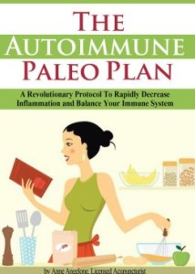 Book Review: The Autoimmune Paleo Plan by Anne Angelone (from the Primal Life Kit Bundle)