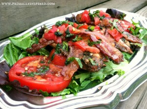 BLT Chicken