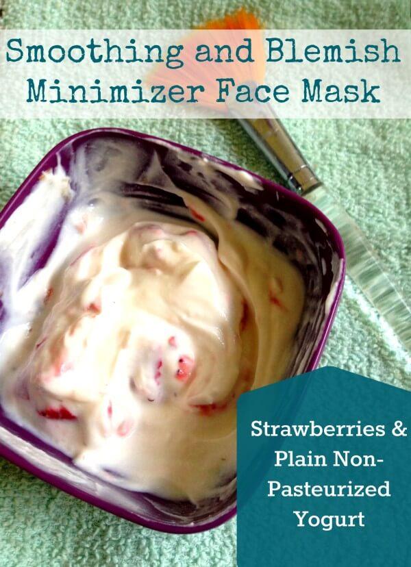 Friday Favorites: Primal Smoothing and Blemish Minimizing Face Mask