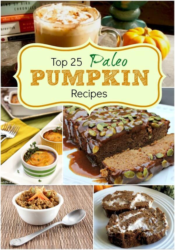 Best Paleo Pumpkin Recipes