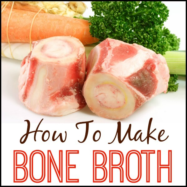 How To Make Bone Broth - PrimallyInspired.com
