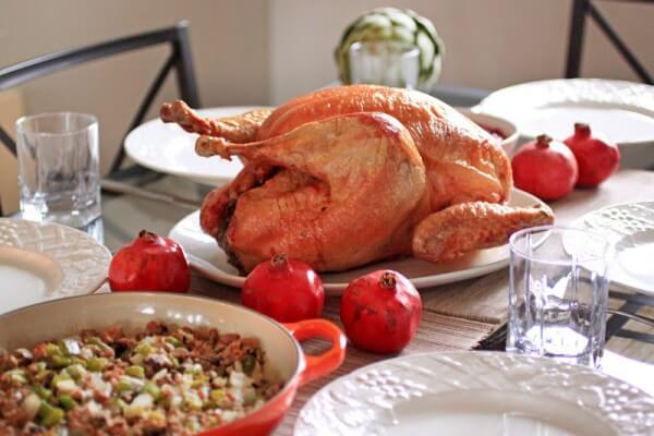 Thanksgiving Dinnerfoodloversprimalpalate