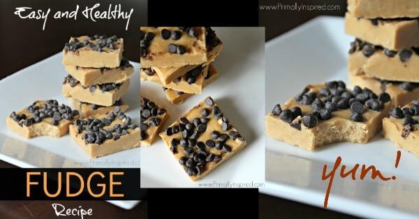 Easy Healthy Fudge Recipe