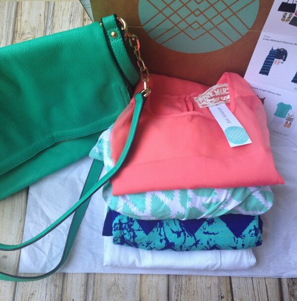 August Stitch Fix Review via Primally Inspired
