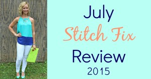 July Stitch Fix Review Kelly from Primally Inspired #stitchfix