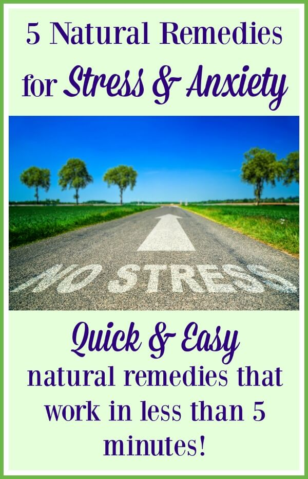 Natural remedies for anxiety while driving