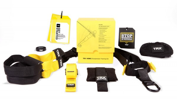 Tuesday Training: Fabulous Fitness Gift Idea and A TRX Total Body Toning Workout