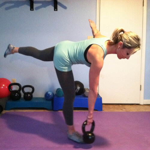 Tuesday Training: Build Your Best Body Ever With Kettlebells