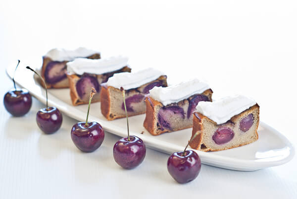 Cherry Clafouti (Grain, Dairy, Nut Free)
