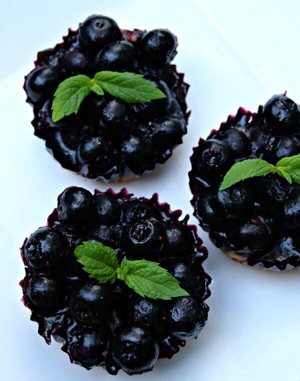 grainfreeblueberrytarts