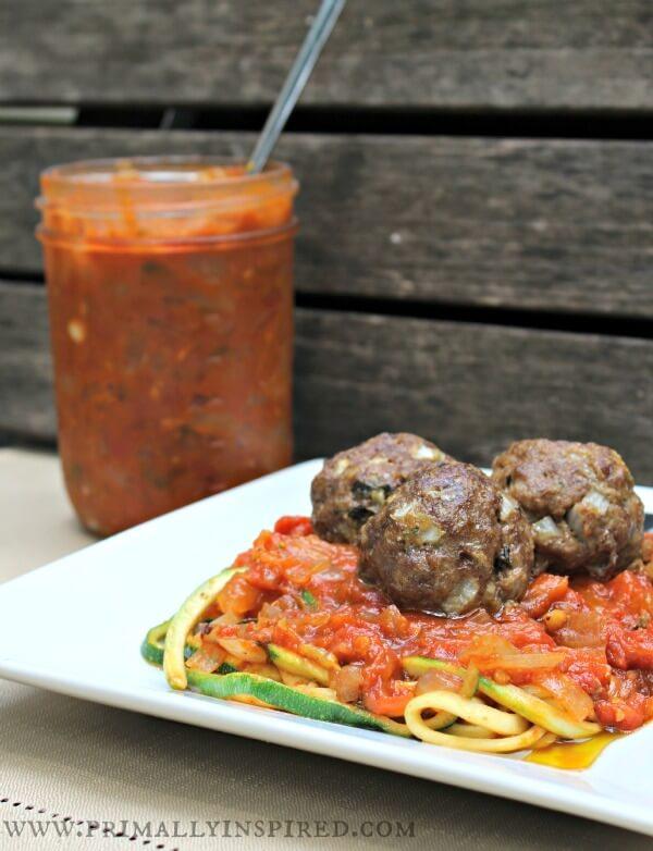 spaghettisaucemeatballs