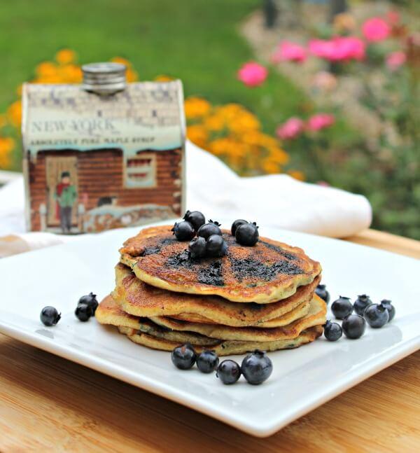 grainfreeblueberrypancakes