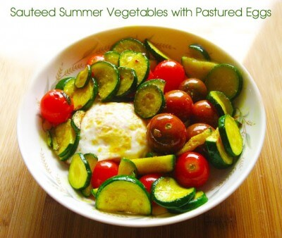 sauteed-summer-vegetables-with-fried-pastured-eggsrisingspoon