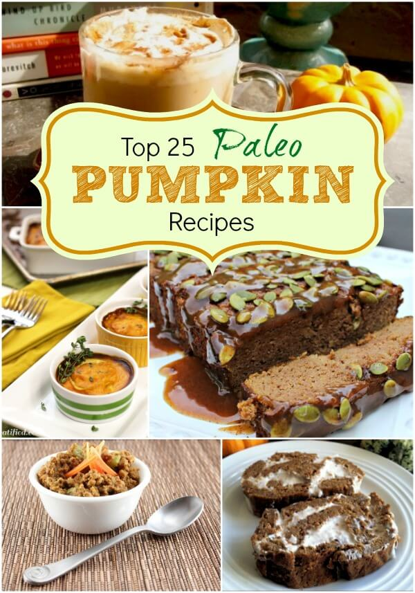 Best Paleo Pumpkin Recipes