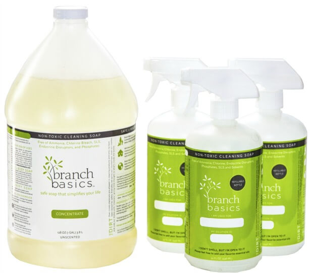Natural Cleaner Branch Basics