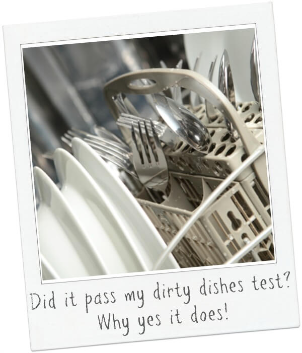 Use Branch Basics in your dishwasher!