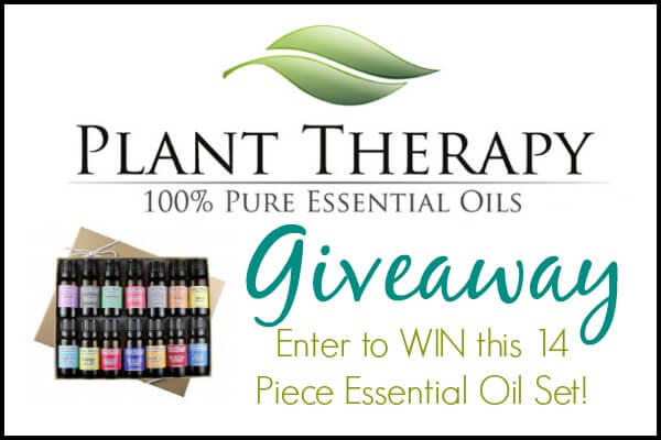 Plant Therapy Giveaway PrimallyInspired.com