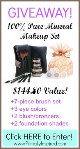 beeyoutiful Makeup Giveaway