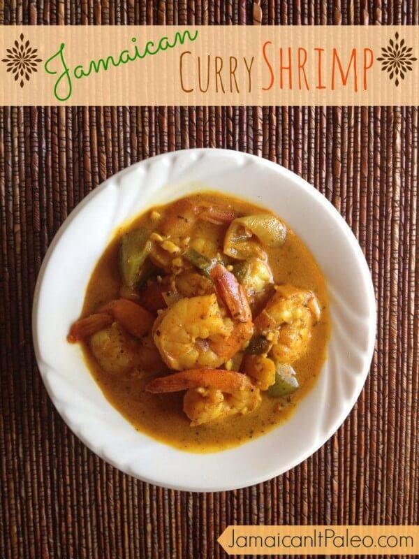 Jamaican Curry Shrimp Recipe