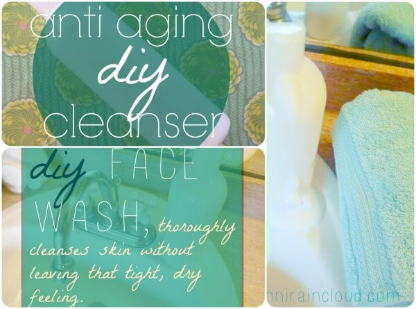 Anti Aging Cleanser - www.PrimallyInspired.com