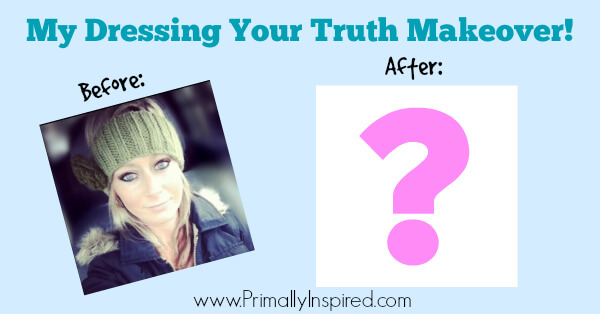 Dressing Your Truth Makeover from Primally Inspired