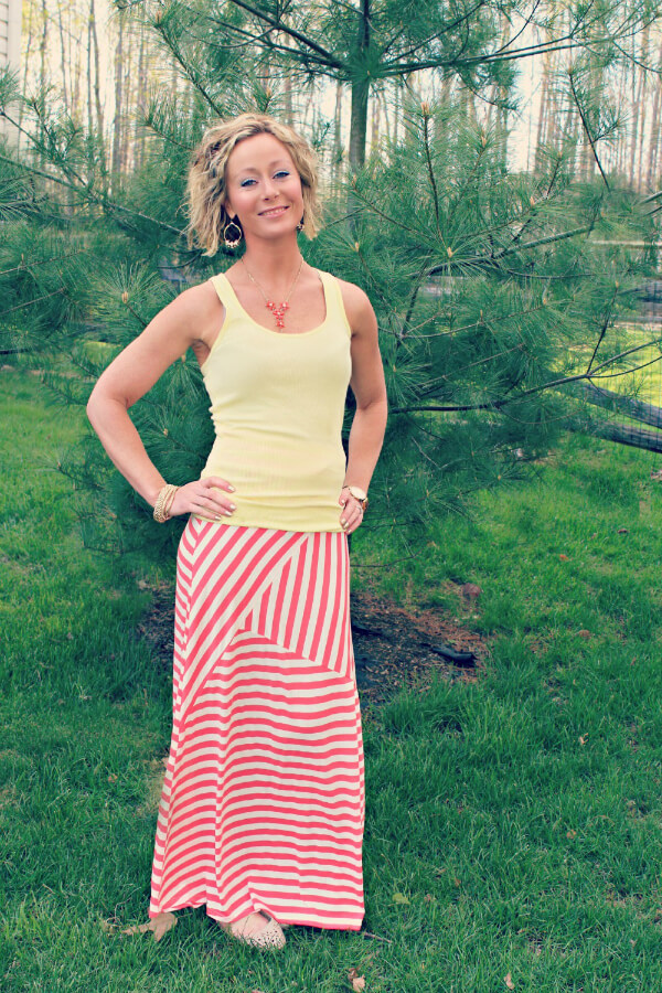 Kelly from Primally Inspired, Dressing Your Truth Makeover