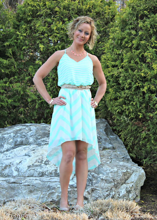Kelly from Primally Inspired Dressing Your Truth Makeover