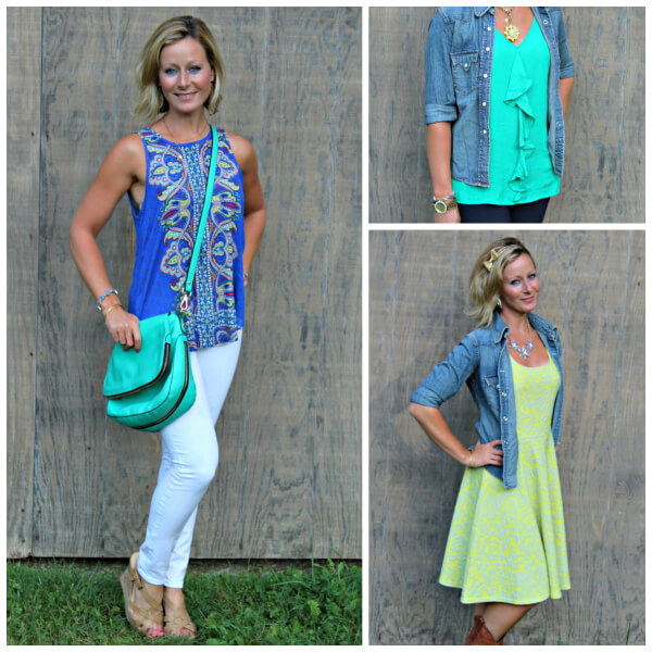 September Stitch Fix Review from Kelly at Primally Inspired  #stitchfix