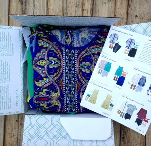 September Stitch Fix Review from Primally Inspired
