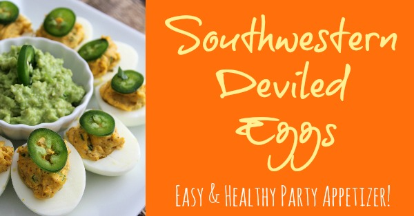Southwestern Deviled Eggs (Healthy, Paleo Appetizer) Primally Inspired