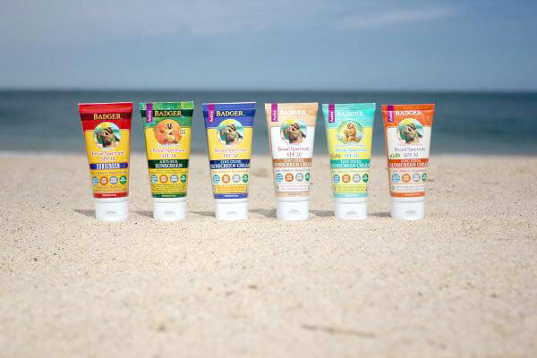 Healthy Sunscreen