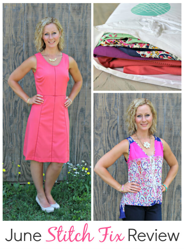 June Stitch Fix Review - Kelly at Primally Inspired #stitchfix