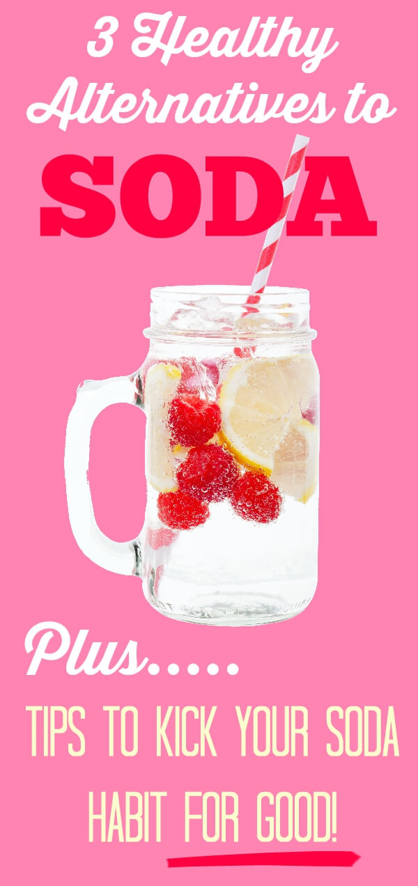 Healthy Alternatives to Soda by Kelly at Primally Inspired www.PrimallyInspired.com