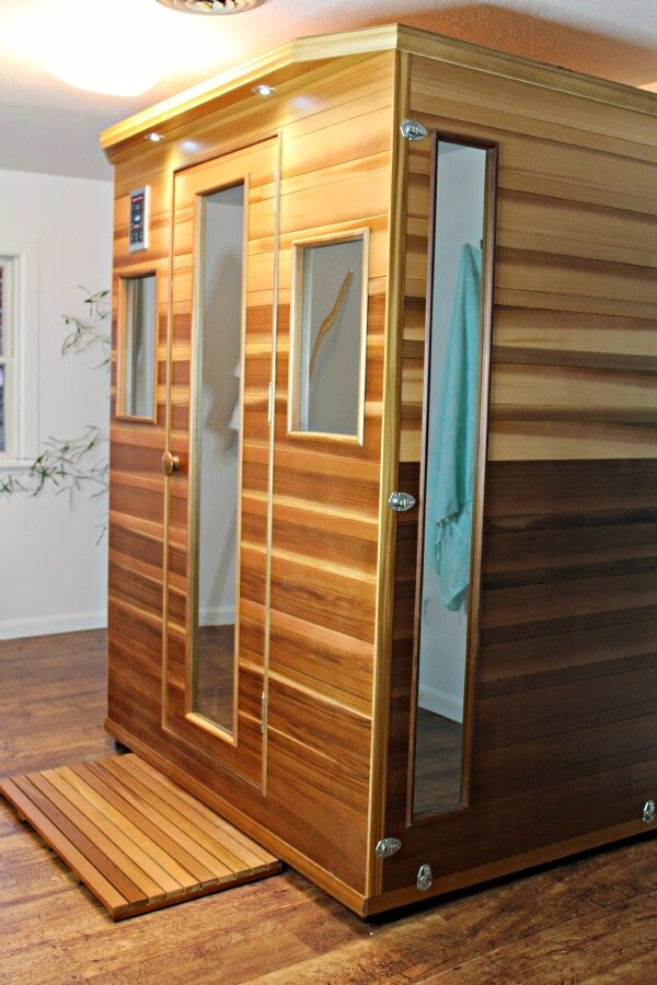 Infrared Sauna Benefits. Wow!