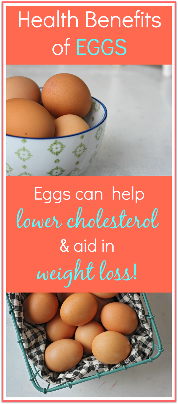 Did you know eggs actually help lower cholesterol and can help us lose fat? This article shares 5 health benefits of eggs. Eggs are one of the healthiest foods out there, despite the controversy that has surrounded them for decades.