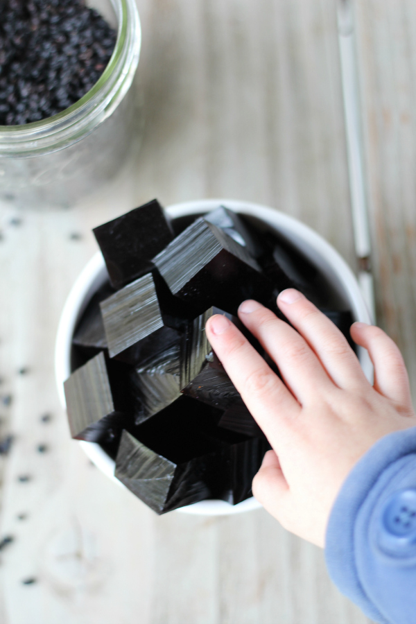 Elderberry Gummies Recipe for Cold and Flu Season