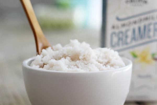Snow Ice Cream Recipe