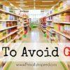 Avoid GMO's | PrimallyInspired.com