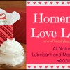 Love Lotion: Homemade Lubricant Recipe